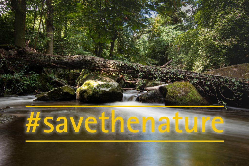 Save the nature